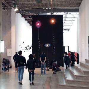 palais de tokyo art contemporain paris champ elysees .
