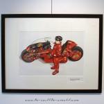 Exposition 2016 : «Tribute to Otomo» à la Galerie Glénat