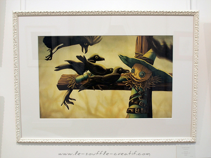 benjamin-lacombe-exposition-galerie-daniel-maghen-2018-PC141400