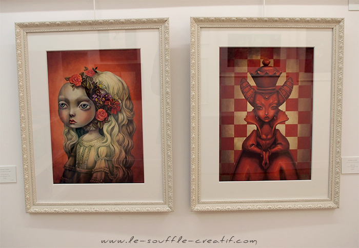 benjamin-lacombe-exposition-galerie-daniel-maghen-2018-PC141413
