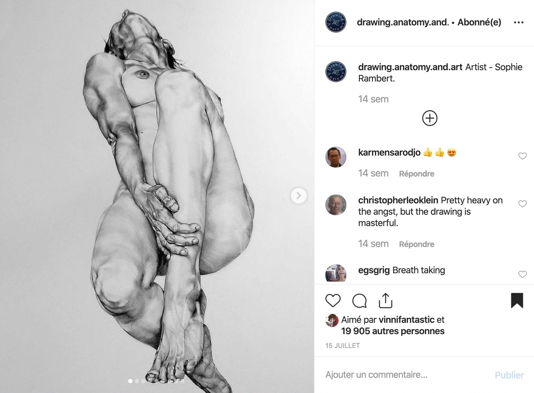 Instagram : leader des réseaux sociaux pour les artistes?