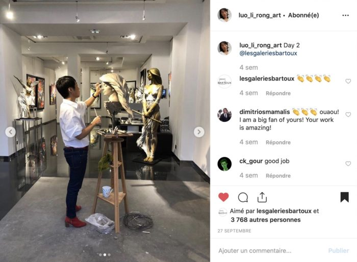 Instagram : Luo Li Rong
